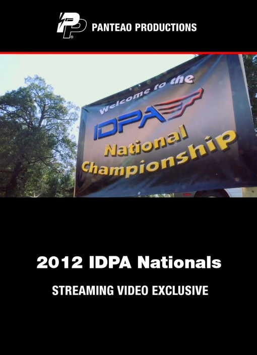 2012 IDPA Nationals Cover