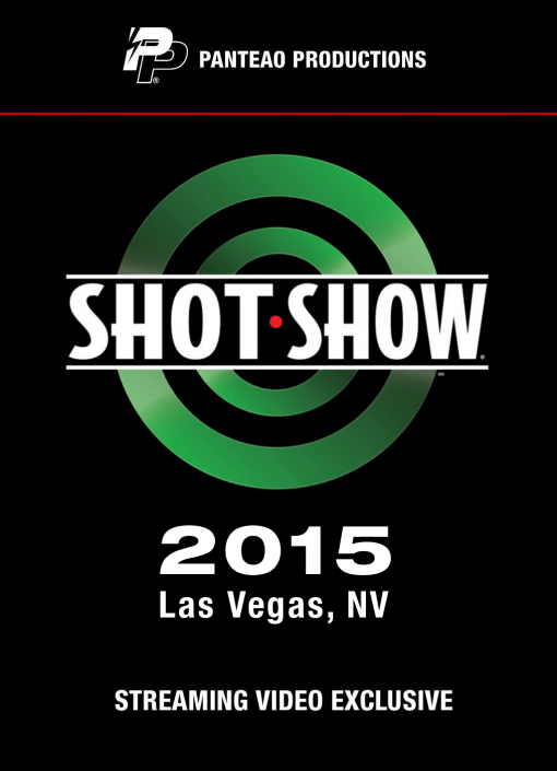 SHOT Show Cover 2015