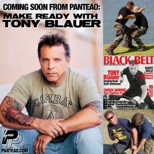 Tony Blauer Announcement