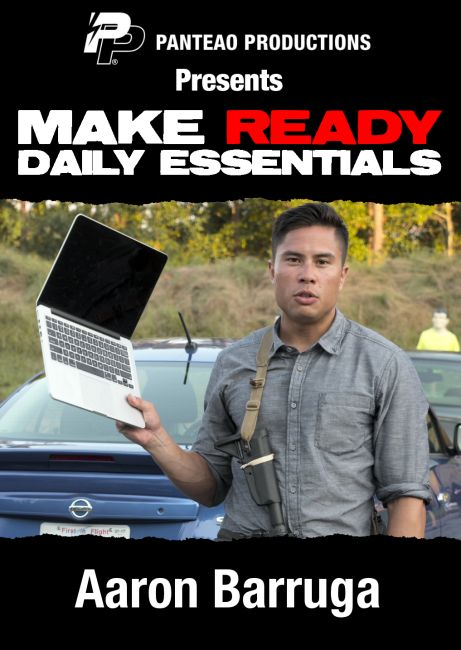 Aaron Barruga Daily Essentials