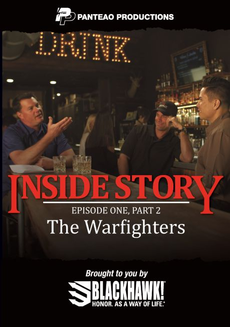 Inside Story Episode 1 Part 2 Front Cover