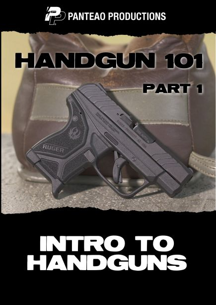 Intro to Handguns Cover